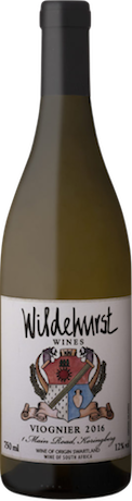 Viognier 2016 Wildehurst Wines